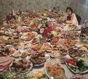 Загружайте фото новогодних блюд!