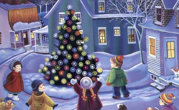 А давайте встретимся на Новогодних каникулах! А именно в первой их половине!