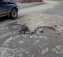 Последствия дорожных работ на улице Ликбеза 27 октября