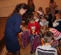 25 детей и их родителей стали чуточку счастливее)