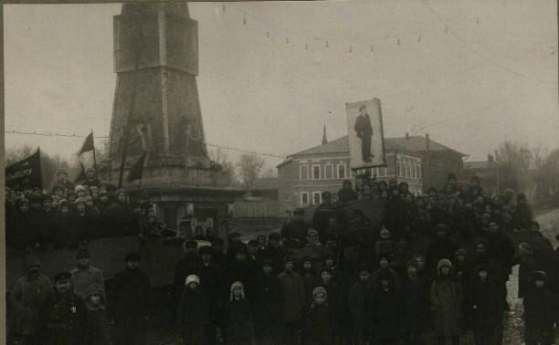 6 сентября: тульские пионеры впервые дали торжественное обещание