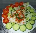 Рыба на пару по-тайски