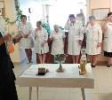 Посещение больницы №10 города Тула диаконом Гуровым