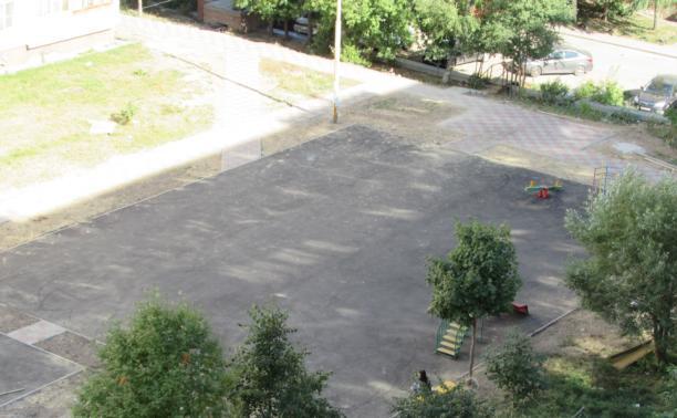 Детская площадка Тула Гарнизонный проезд, 2Г
