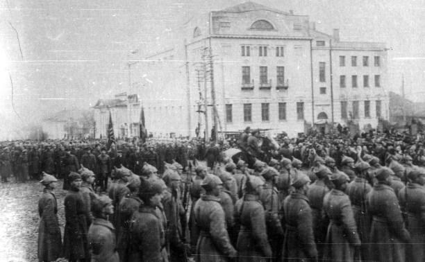 12 августа: обыски и расстрелы в Туле