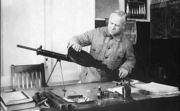 Василий Дегтярёв: От солдата до генерала