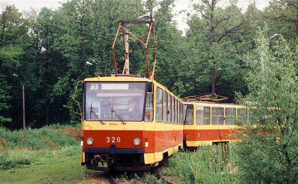 """""""Ненужный"""" трамвай"""