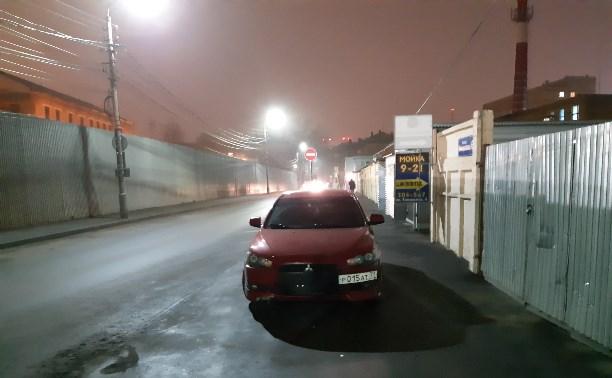 «Качественный» ремонт проезда Тимирязева