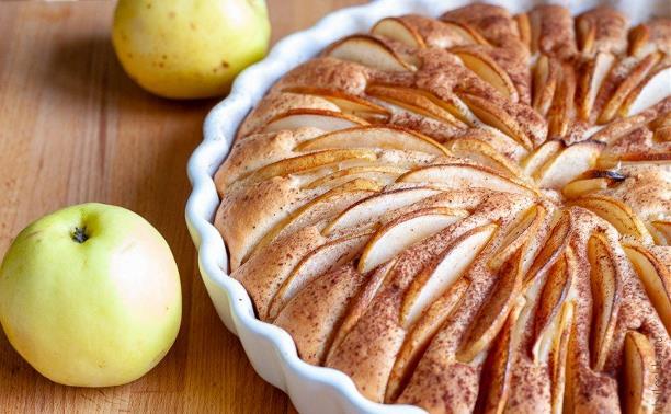 Семь рецептов яблочного пирога