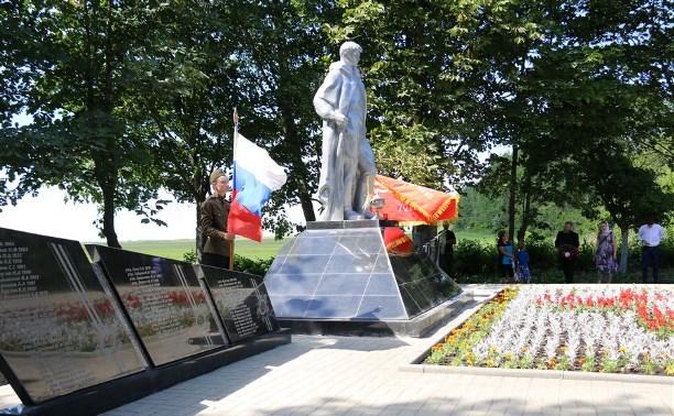 Инициирована полномасштабная выверка братских могил Новомосковска и Донского