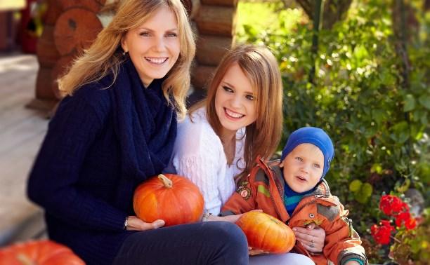 Выбраны лучшие фото «Я люблю осень»