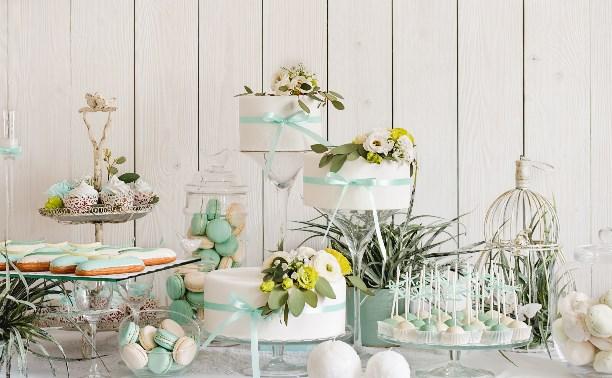 Модная свадьба: кенди-бар
