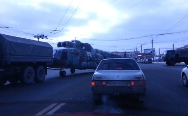 Вертолетные экскурсии по дорогам Тулы