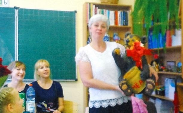 Моя первая учительница - Светлана Владимировна Колупаева