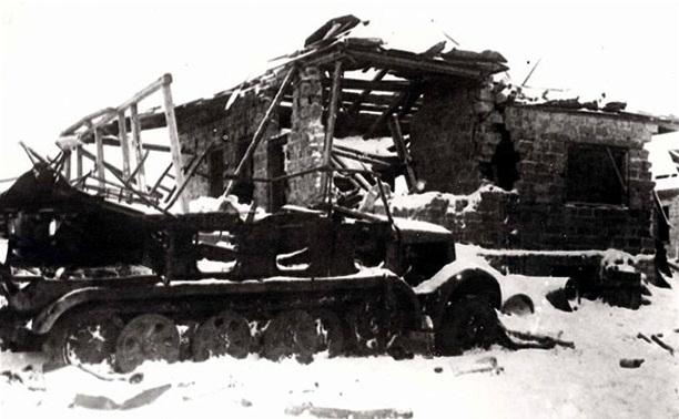 Оборона г. Тулы от немецко-фашистских войск