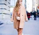 Пальто-кокон и другие: создаем модные образы