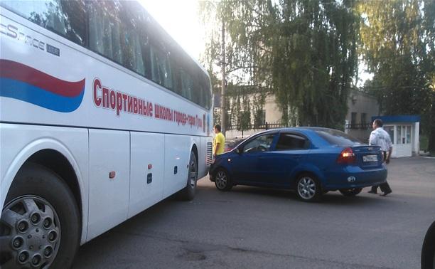 Авария на ул. Агеева