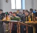 Благовещение в Свято-Казанском храме города Тулы 7 апреля 2019 года