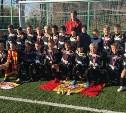 Юные футболисты «Арсенала» стали чемпионами турнира памяти В.П. Белоусова