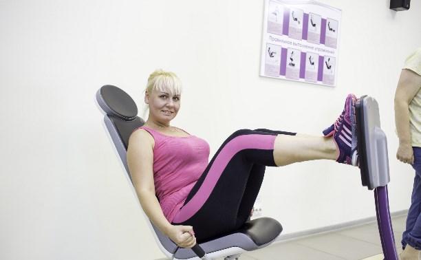 Анна Григорьева: А я такая загораю и про спорт не забываю!