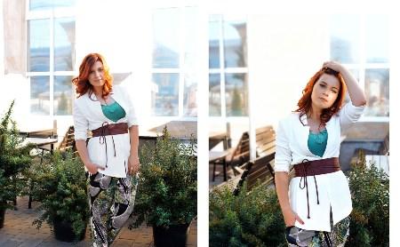 Проект «Обложка»: Анастасия Лугова