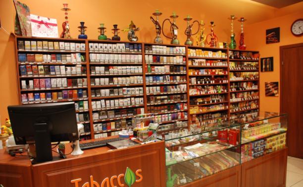 Где в Туле есть табачные магазины?