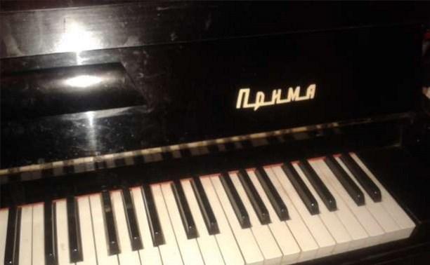 Отдам пианино «Прима»