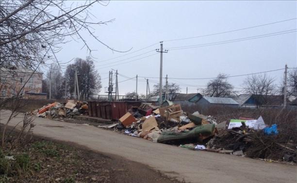 Как «я» убирал крупногабаритный мусор у себя во дворе