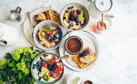 Делитесь лучшими кадрами в фотоконкурсе «Мой завтрак»