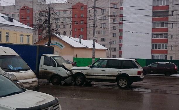 ДТП на ул. Октябрьская