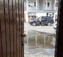 Отсутствие ливневки в самом центре Тулы