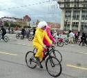 Велопарад в Туле 28 мая 2017 года