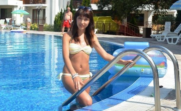 Мы нашли победительницу конкурса купальников!