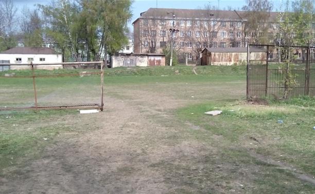 """На """"Кировце"""" открыли ворота"""