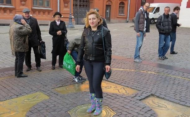 Кристина Сухарева: Мечтаю стать фитнес-тренером