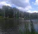 Начало благоустройства и очистки Рогожинского пруда
