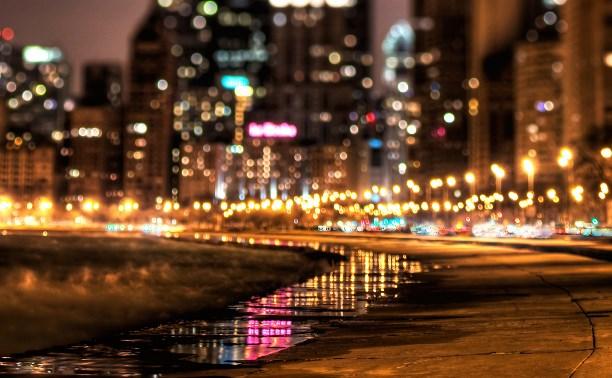 Выкладывайте фото городских огней