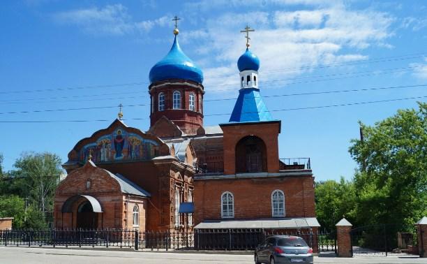 25 ноября: Пожар в тульском храме Феодосия Черниговского