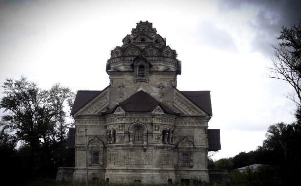 Церковь Дмитрия Солунского, Берёзовка