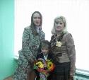 Моя первая учительница - Елена Леонидовна Лукашина (Добрынина)