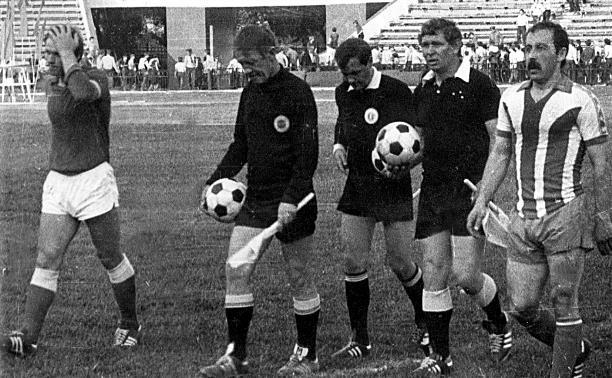 3 июля: в Туле едва не побили футбольного судью