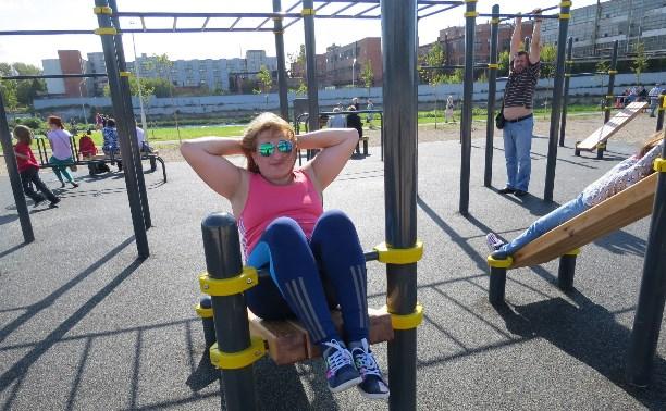 Кристина Сухарева: «Даёшь функциональный тренинг!»