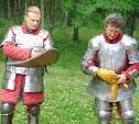 О том как киевские богатыри на Москву ходили да не выходили
