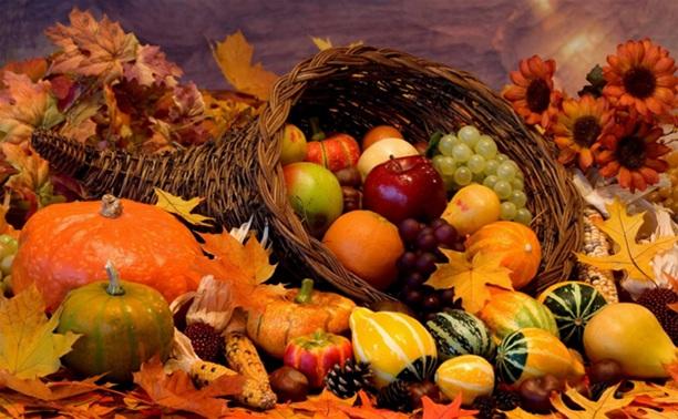 Осенние краски на вашем столе