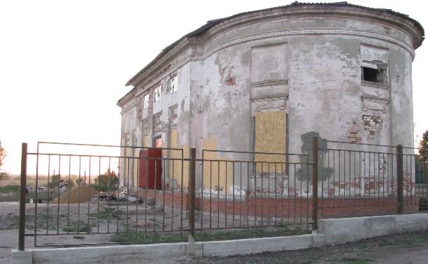 Реставрация храма в селе Красные Буйцы