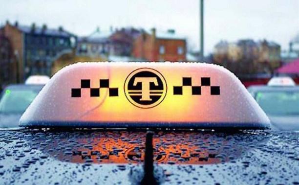 Нападение на водителя такси