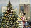 Новый год в стиле  царской России: Как Рождество отмечали до революции