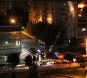 В центре Тулы горят жилые квартиры