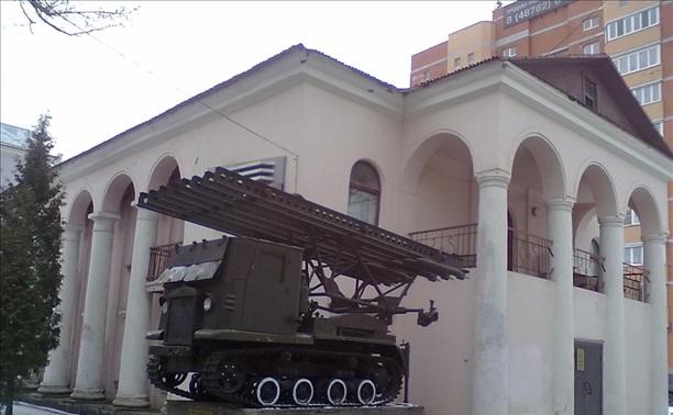 Выставка животных в музее истории г.Новомосковска.