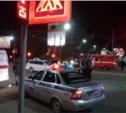 ДТП Пролетарский район в ночь с 11 на 12 ноября